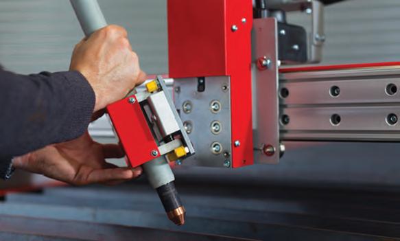 Swift Cut 3000 Mk Iii Down Draft Cnc Plasma Cutting Table